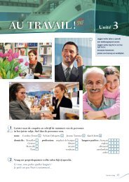 Perspectives - nieuw 1 tekstboek Unité 3 - Intertaal