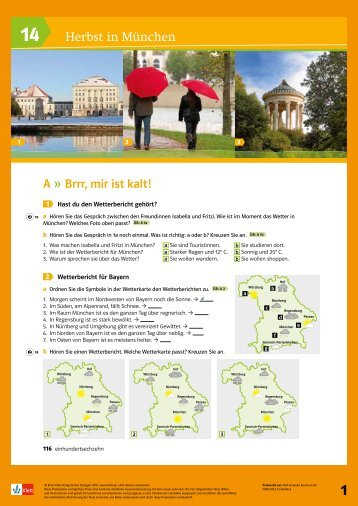 Herbst in München A Brrr, mir ist kalt! - Intertaal