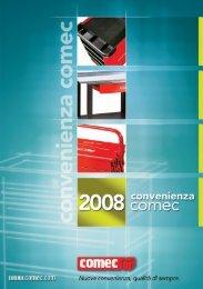 convenienza comec 2008