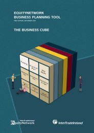 Business Cube - IntertradeIreland