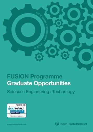 FUSION Graduate Brochure - IntertradeIreland