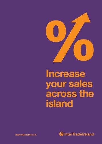 Increase your sales across the island - IntertradeIreland