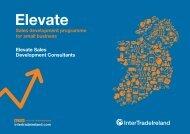 Elevate - IntertradeIreland