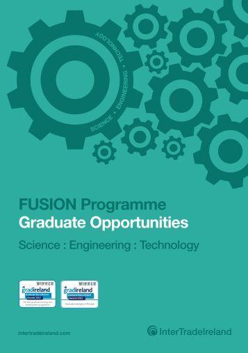 FUSION Programme Graduate Opportunities - IntertradeIreland
