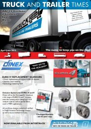 TRUCK and TRAILER TIMES - Intertruck - Part of the Unipart Group ...