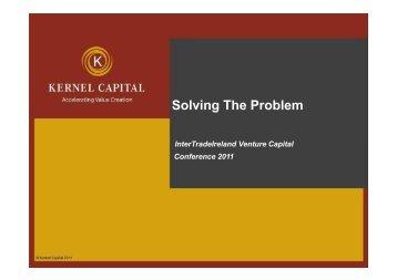 Niall Olden - Solving The Problem - IntertradeIreland