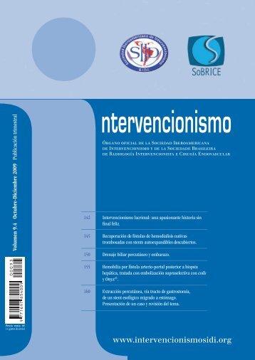 SIDI - Sociedad Iberoamericana de Intervencionismo