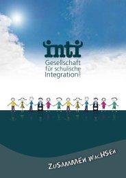 Zusamm en hs - inti - Gesellschaft für schulische Integration mbH