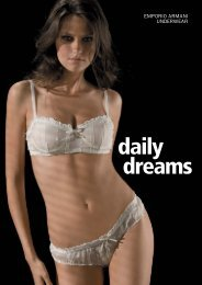 daily dreams - Intimo Piu' Mare