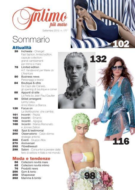 SOMMARIO_1_dx 177.indd - Intimo Piu' Mare