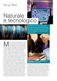 Naturale e tecnologico - Intimo Piu' Mare