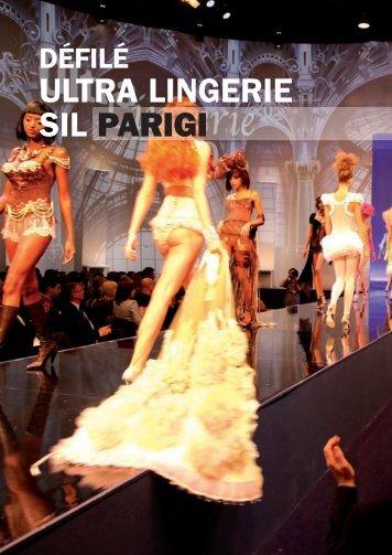 la sfilata piÙ scenografica del salon de la lingerie ... - Intimo Piu' Mare