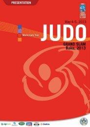 GS Baku - Information (pdf) - International Judo Federation