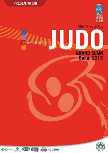 GS Baku - Information (pdf) - International Judo Federation
