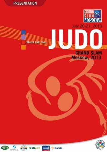 2013 GS Moscow Outlines (pdf) - International Judo Federation