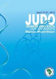 34èmes Championnats d'Afrique Seniors 34rd Senior African ...