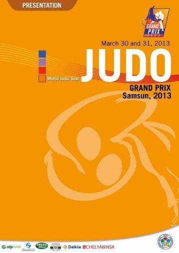 2013 GP - SAMSUN OUTLINES (pdf) - International Judo Federation