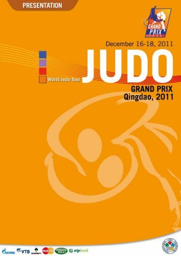 Information (pdf) - International Judo Federation