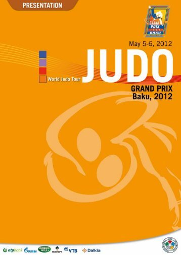 baku azerbaijan!!! - International Judo Federation