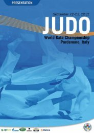 Rules and forms - IJF Veterans