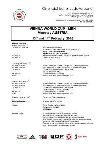 WC Outlines (pdf) - International Judo Federation