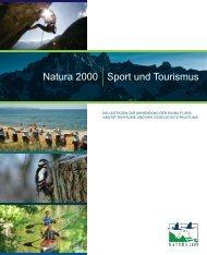 Leitfaden Natura 2000, sport und tourismus - Klimaschutz im Sport