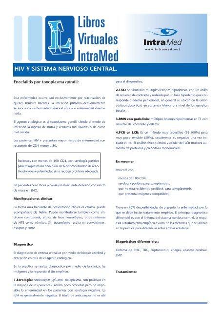 HIV y SNC - IntraMed
