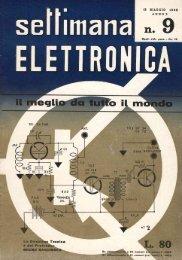 Rivista Â« Settimana Elettronica - Introni.it