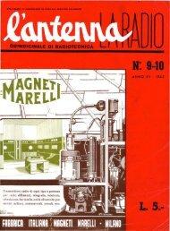 L'antenna 1943 - Introni.it