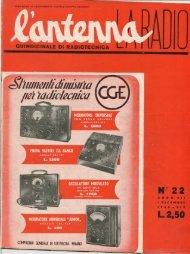 L'antenna 1940 - 22 - Introni.it