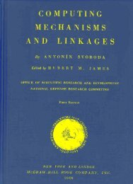Computing Mechanisms and Linkages - Introni.it