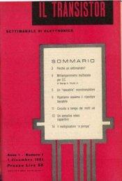 Il transistor - Introni.it
