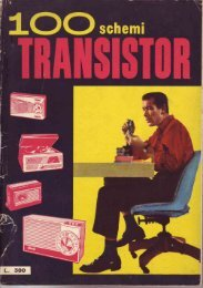 100 Schemi Transistor - Introni.it