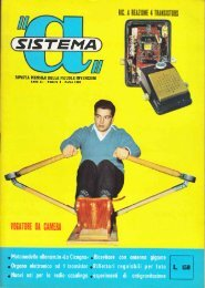 Sistema A - Introni.it