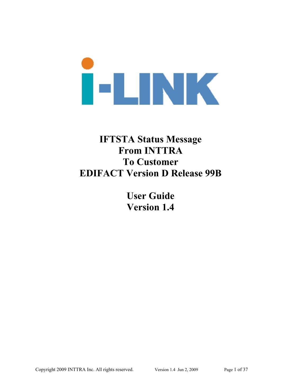 Edifact Manual