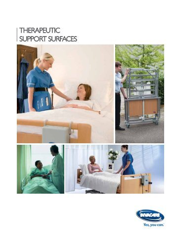 THERAPEUTIC SUPPORT SURFACES - Invacare
