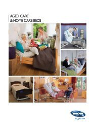 AGED CARE & HOME CARE BEDS - Invacare