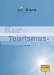 Jahresbericht 2008 der Stadt Bad Wörishofen - Wirtschaftsstandort ...