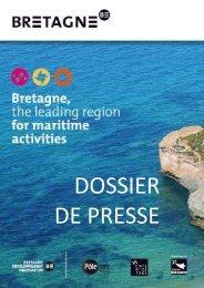 la bretagne, région leader des activités marines - Invest in Bretagne