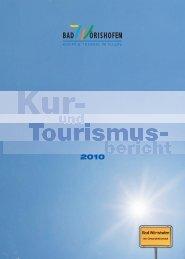 Jahresbericht 2010 - Wirtschaftsstandort Bad Wörishofen