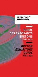 Guide des exposants bretons breton exhibitors ... - Invest in Bretagne