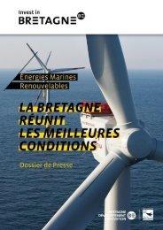DOSSIER DE PRESSE - Invest in Bretagne