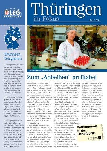 """Zum """"Anbeißen"""" profitabel im Fokus"""