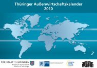 3. Messebeteiligungen - Invest in Thuringia