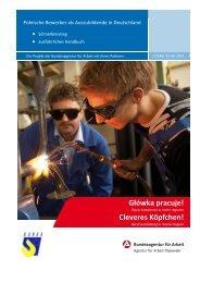Berufsausbildung für polnische Bewerber