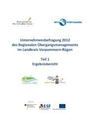 Unternehmensbefragung 2012 zur Ausbildungssituation im ...