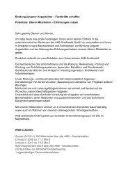 Maßnahmen zur Bindung jüngerer Angestellter... , Michael Lüdeke