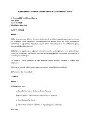 Türkiye Yatırım Destek ve Tanıtım Ajansı Kurulması Hakkında Kanun