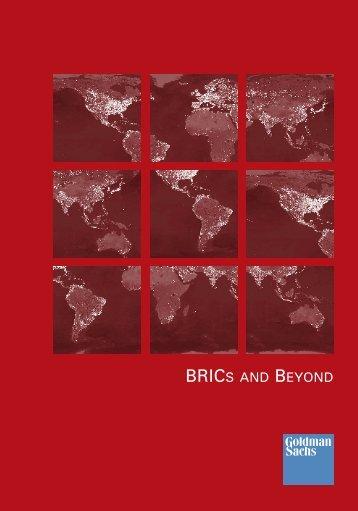 BRICs and Beyond - Goldman Sachs