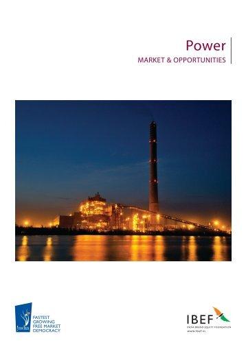 Opportunities in Power - Guidance Bureau